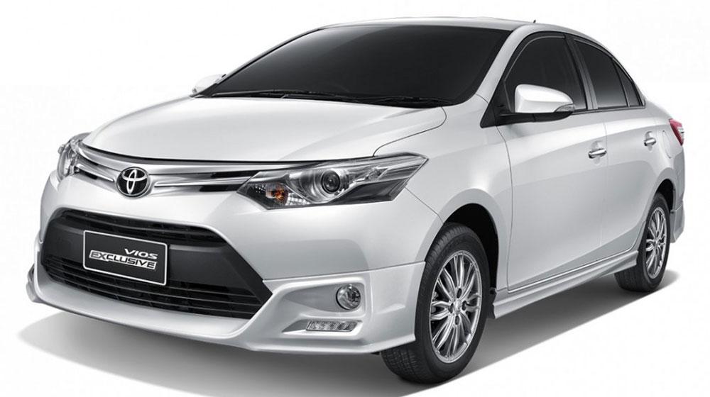 Toyota ra mắt Vios 2016 tiết kiệm nhiên liệu hơn
