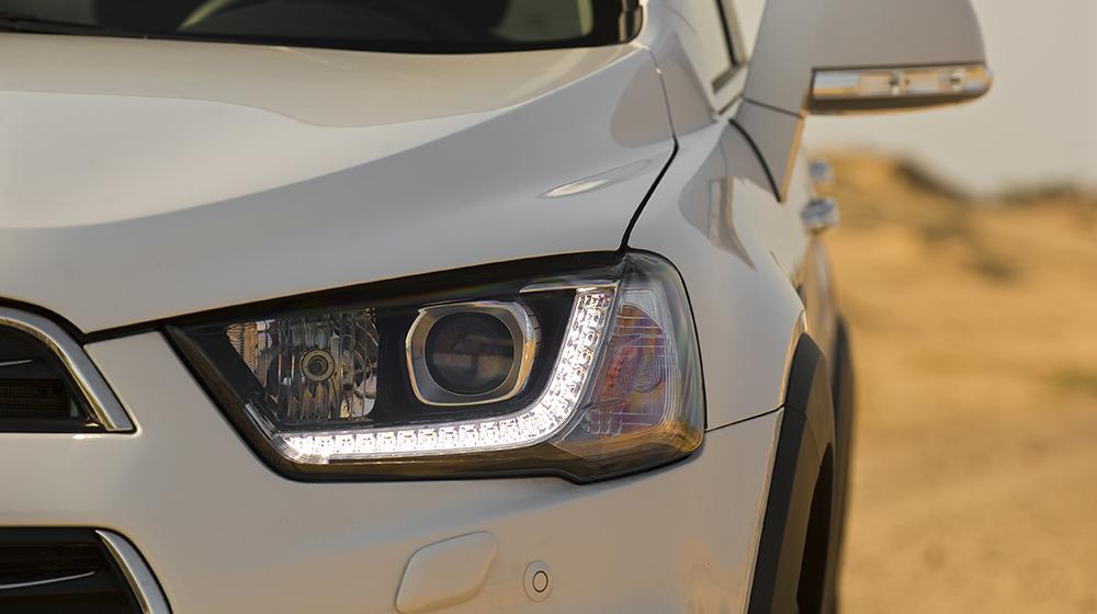Ngoại thất Chevrolet Captiva phiên bản mới có gì Hot? - 149141