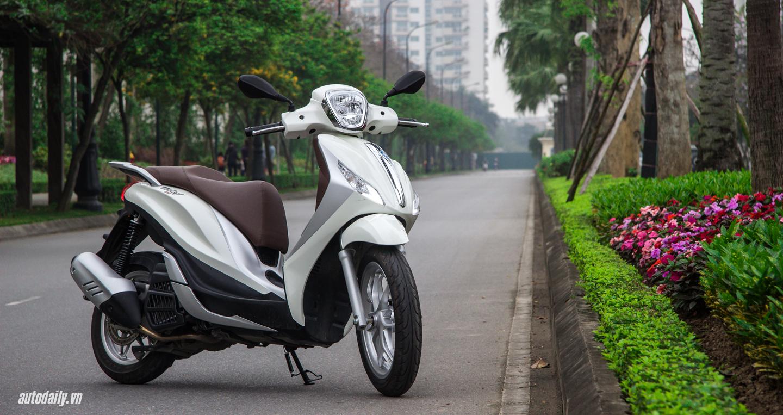 Đánh giá Piaggio Medley 125 ABS: Đối thủ xứng tầm của Honda SH 125i - 3