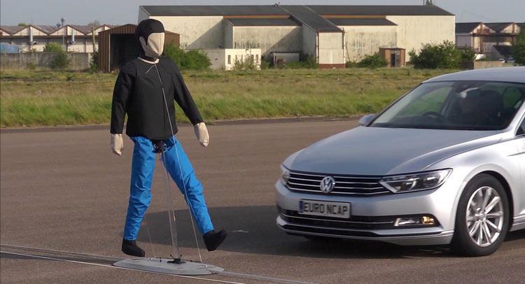 Top 5 mẫu xe hơi an toàn nhất đối với người đi bộ