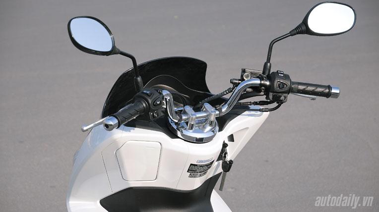 Ưu nhược điểm trên Honda PCX 125 2014 - 3