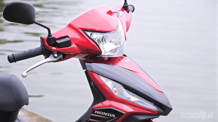 Honda Wave RSX FI 2014 – Tiết kiệm hơn nhờ hệ thống phun xăng điện tử - 3