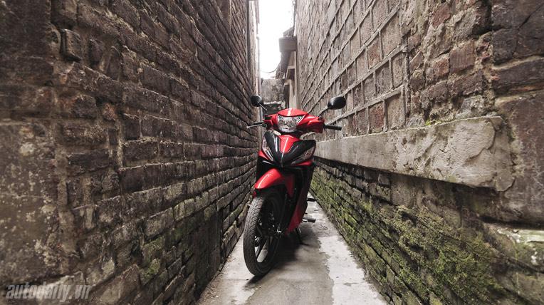 Honda Wave RSX FI 2014 – Tiết kiệm hơn nhờ hệ thống phun xăng điện tử - 1