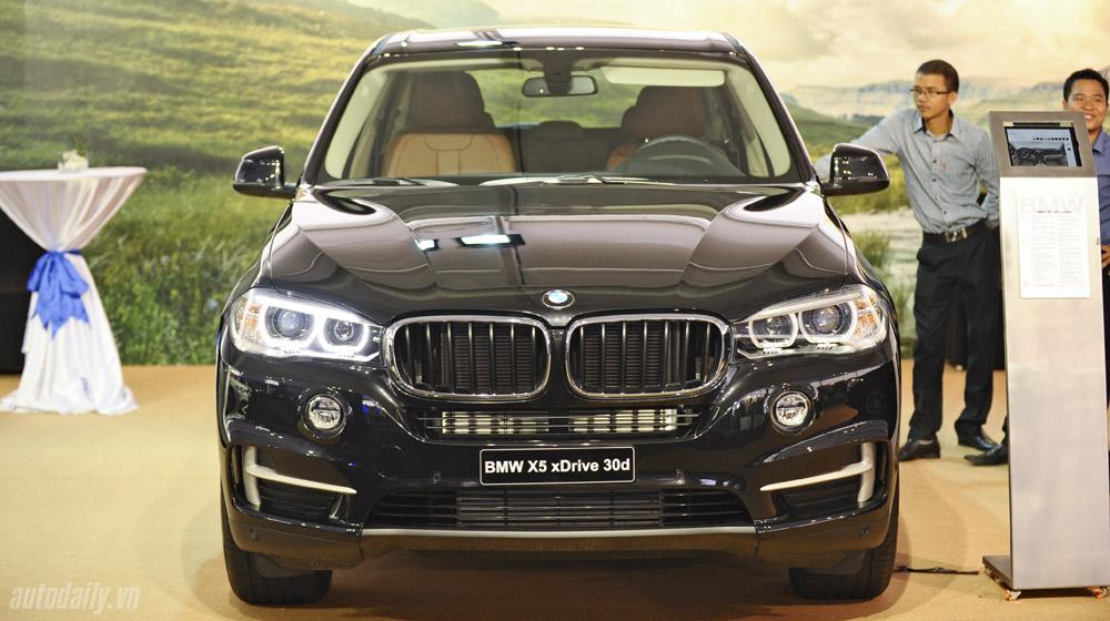 Khám phá BMW X5 diesel, giá 3,62 tỷ đồng - 2