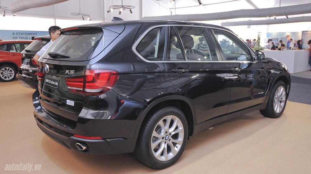 Khám phá BMW X5 diesel, giá 3,62 tỷ đồng - 4