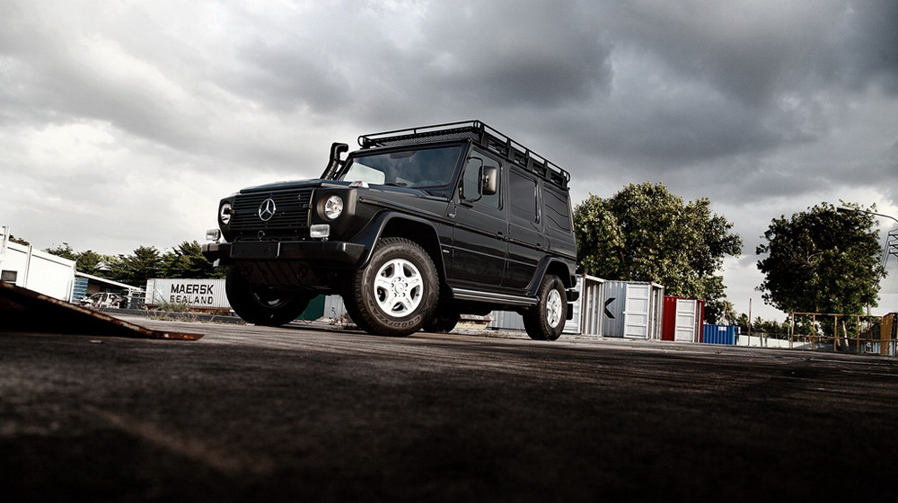 Trải nghiệm 17 mẫu xe Mercedes-Benz tại Đà Nẵng - 3