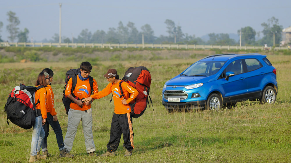 Một ngày đi bay cùng Ford EcoSport - 2