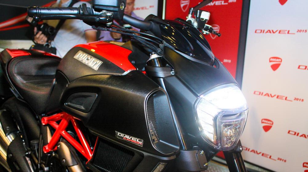 Ducati Diavel 2015 chính thức bán ra tại Việt Nam, giá từ 670 triệu đồng - 4
