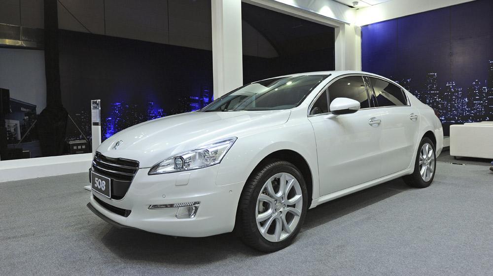 Peugeot 508 – sedan hạng sang cho người Việt - 1