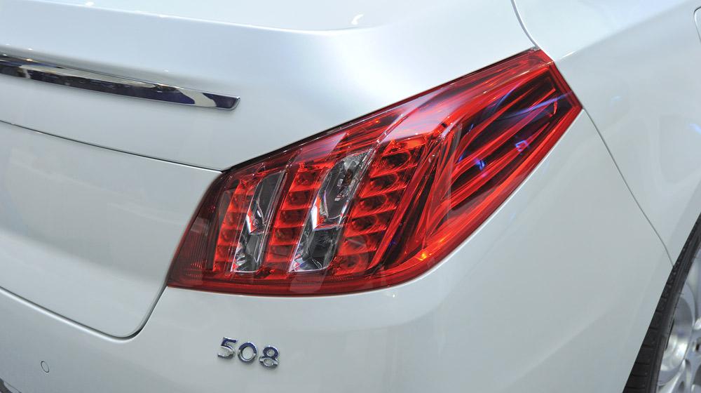 Peugeot 508 – sedan hạng sang cho người Việt - 3