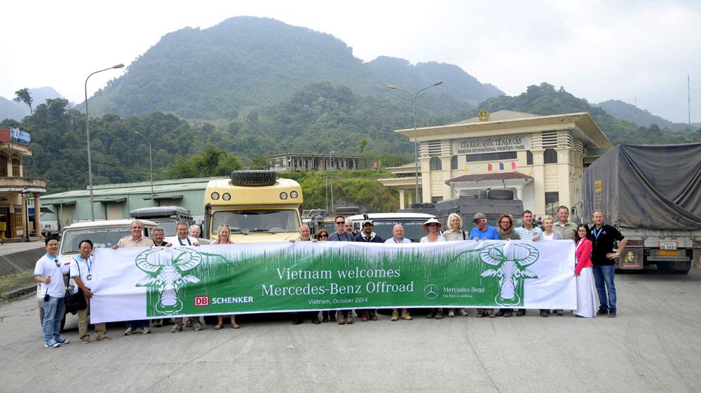Hành trình Mercedes G-Class trên đất Việt – Cảm xúc đọng lại - 1