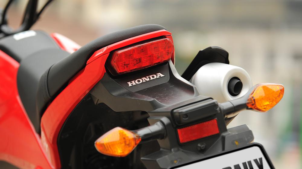 Honda MSX 125: Xe nhỏ cá tính - 4
