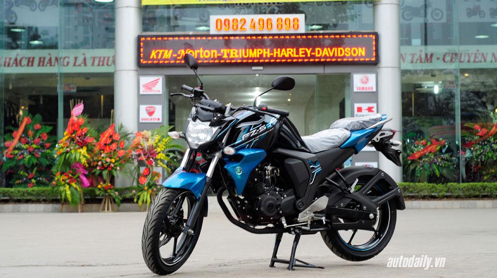 90 triệu đồng, nên chọn Yamaha FZ-S hay Bajaj Pulsar 200ns? - 1
