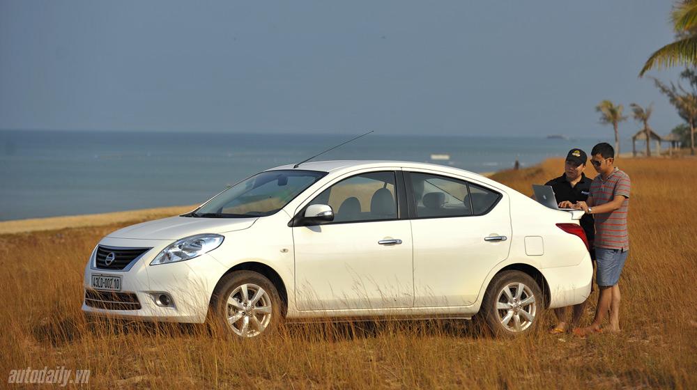 """Nissan Sunny khám phá """"đảo ngọc"""" Phú Quốc - 1"""