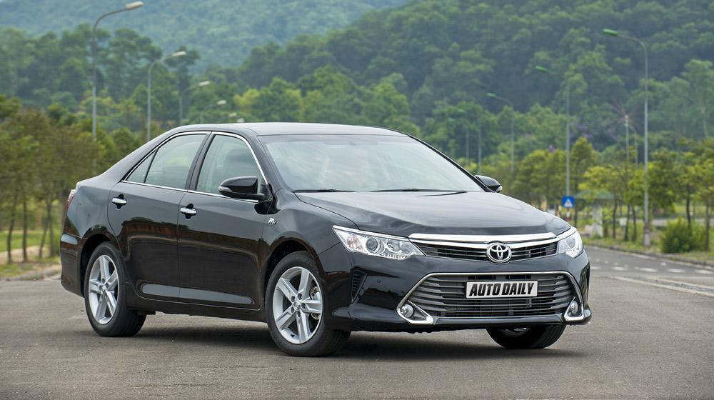 """Toyota Cần Thơ: Toyota Camry 2.5Q 2015: Xe cho """"sếp"""" trẻ"""