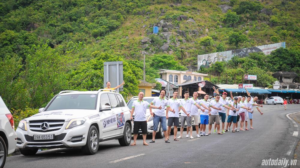 Caravan GLK Club: Hơn cả một chuyến đi - 4