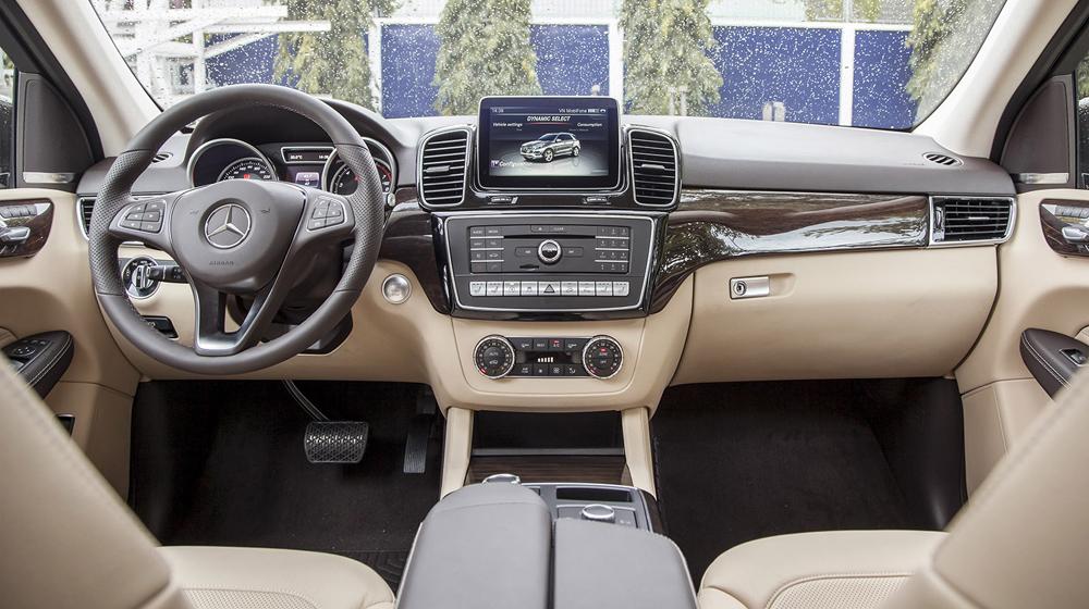 Mercedes GLE (14).jpg  Đánh giá chi tiết Mercedes GLE và GLE Coupe 2016 tại Việt Nam Mercedes 20GLE 20 14