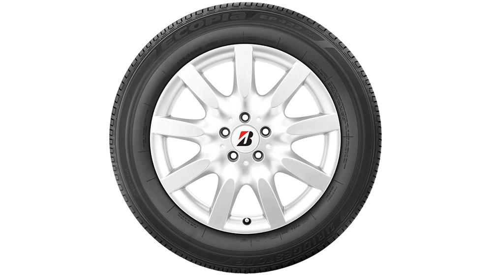 Công nghệ sản xuất lốp không hoi cho xe ô tô Bridgestone Tire  3