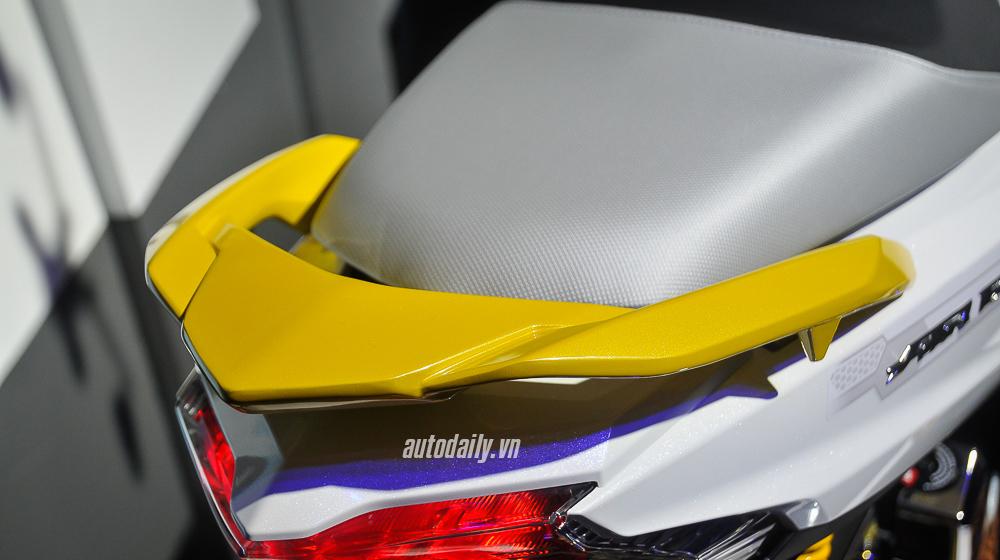 Chi tiết Honda Air Blade độ đẹp với bộ phụ kiện Endurance Racing  10