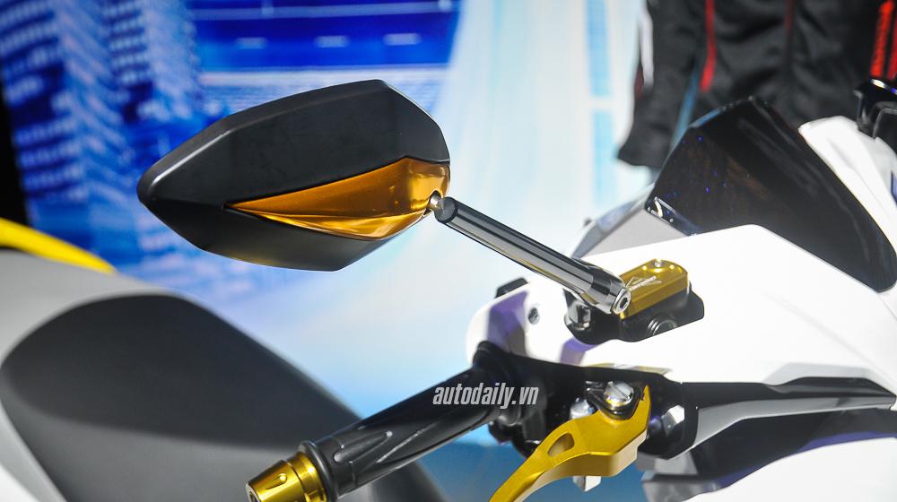 Chi tiết Honda Air Blade độ đẹp với bộ phụ kiện Endurance Racing  5