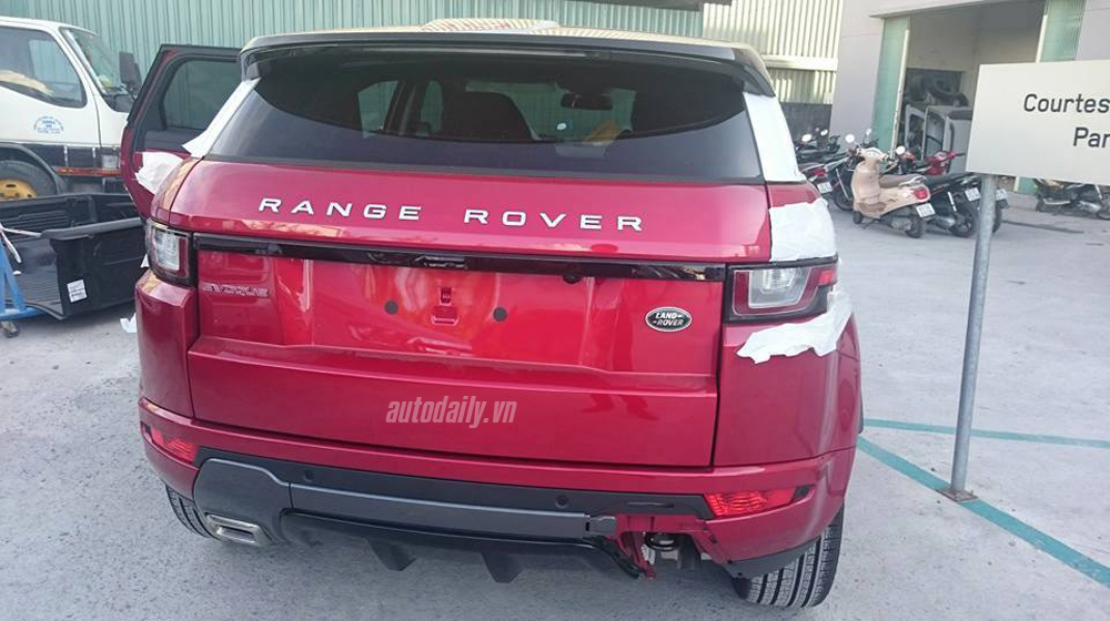 Range Rover Evoque 2016 Xe Range Rover Evoque 2016 tại Việt Nam Range 20Rover 20Evoque 202016 20 10