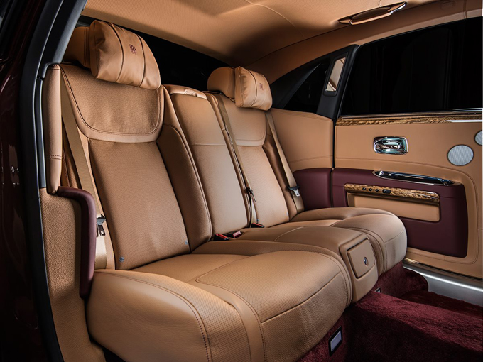 Chiêm ngưỡng siêu xe Rolls-Royce Ghost Series II đính hơn 40 viên kim cương Rolls Royce Ghost Red Diamond Edition 5 20copy
