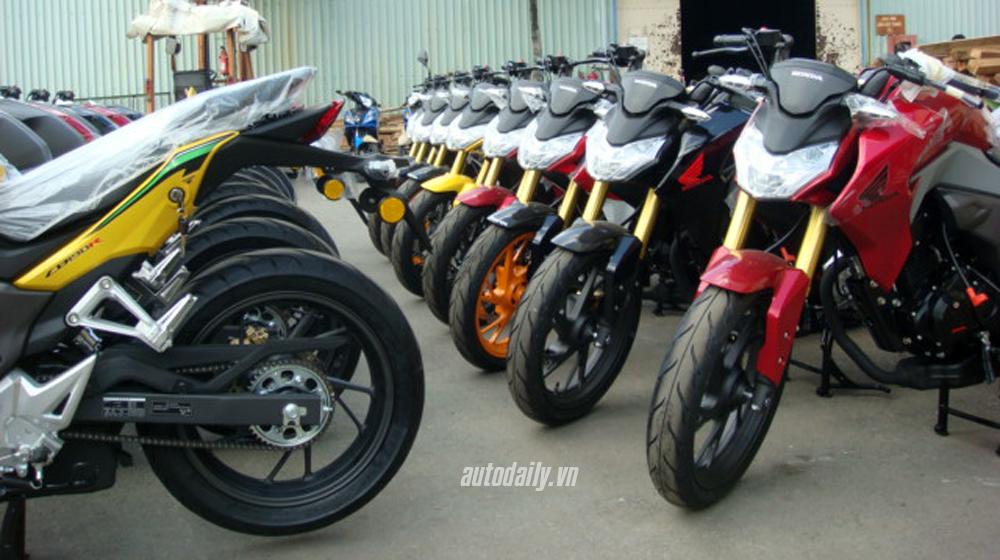 Xe mô tô Honda CB190R 2016 giá từ 92 triệu VNĐ tại Việt Nam 3