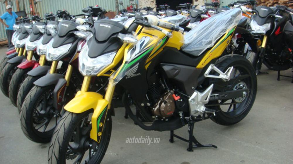 Xe mô tô Honda CB190R 2016 giá từ 92 triệu VNĐ tại Việt Nam 1