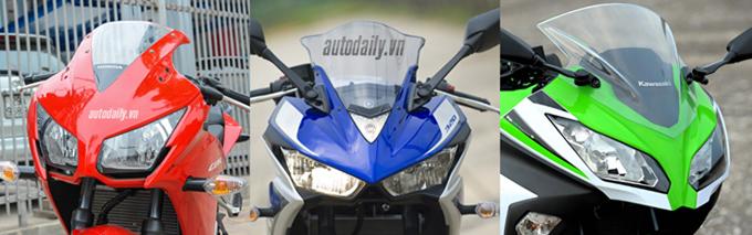 Nên chọn mua Honda CBR300R, Yamaha R3 hay Kawasaki Ninja 300 với giá 200 triệu? 4