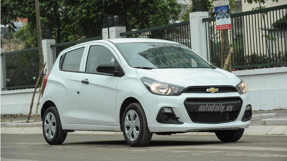 Chevrolet Spark 2016 (4).jpg Chevrolet Spark van 2016 Đánh giá xe Chevrolet Spark Van 2016 tại Việt Nam Chevrolet 20Spark 202016 20 4