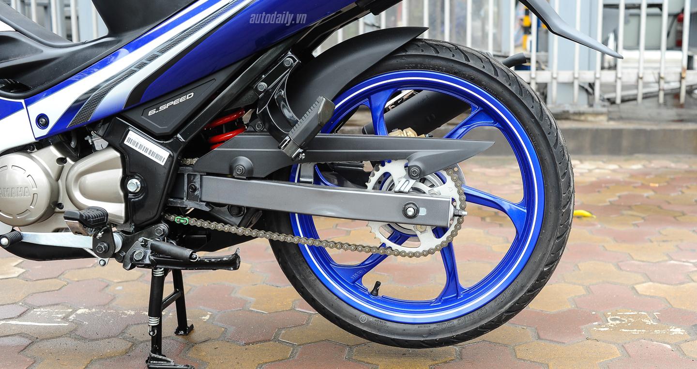 Yamaha 125ZR 2016 thêm màu mới 2