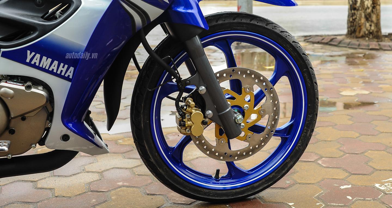 Yamaha 125ZR 2016 thêm màu mới 3