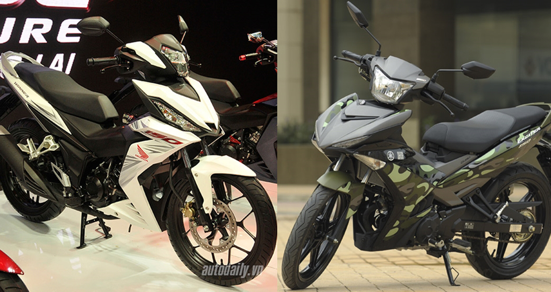 So sánh chi tiết Exciter 150cc vs Winner 150cc về hình ảnh, thiết kế và giá bán