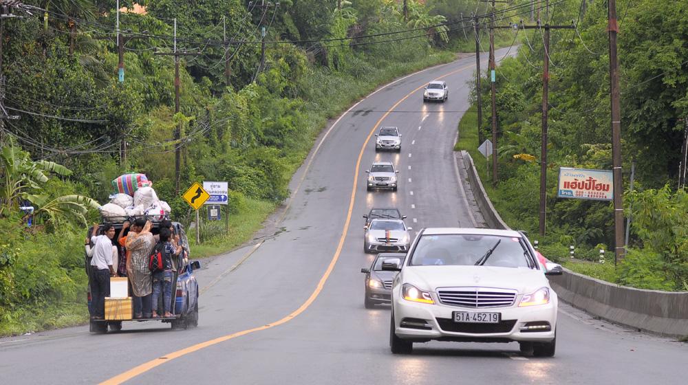 MBFC Caravan, ngày 2 – Khi người và xe cùng thăng hoa trên đất Thái - 1